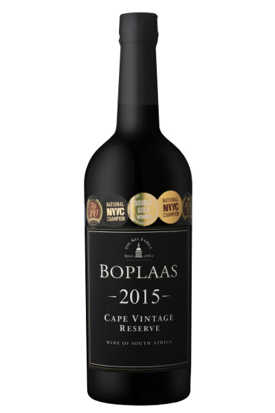 Cape Vintage Reserve Port 2015