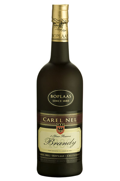 carel brandy