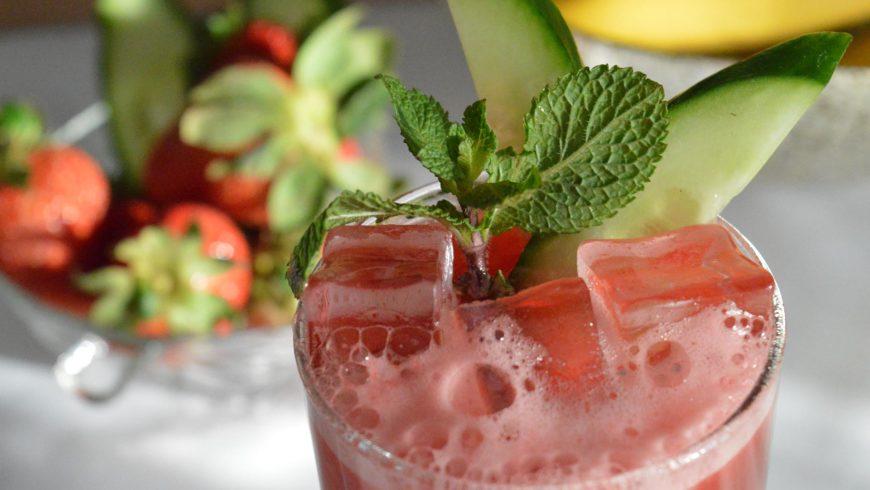 Boplaas summer craft cocktails