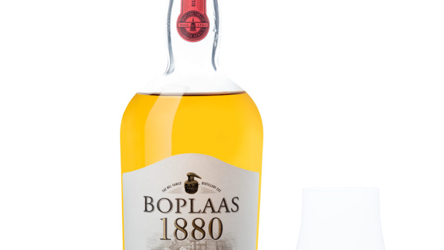 Boplaas wins the only Platinum medal awarded to SA whisky at Michelangelo 2018
