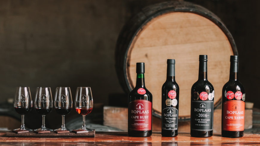 Boplaas wines top the charts in SAWi multi-competition evaluation