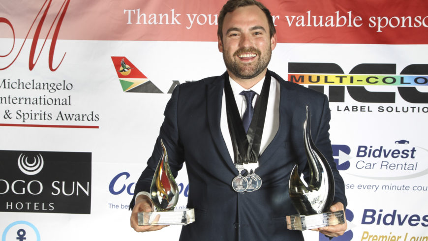 Boplaas crowned best South African producer at Michelangelo 2019