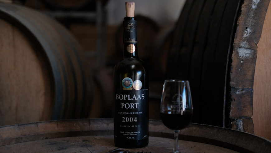 Boplaas named Best SA Port alongside haul of medals at Michelangelo