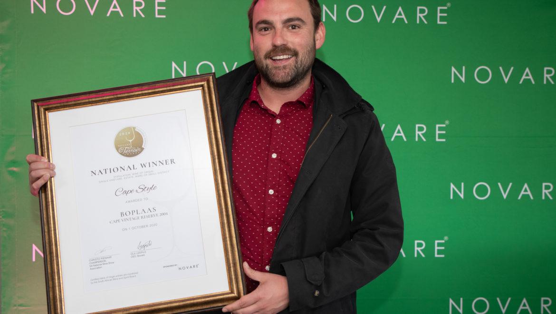 Boplaas triumphs at Novare SA Terroir Awards